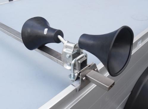Uitgelezene Trompet rollen set - Kimrollen - Boottrailer onderdelen DU-82